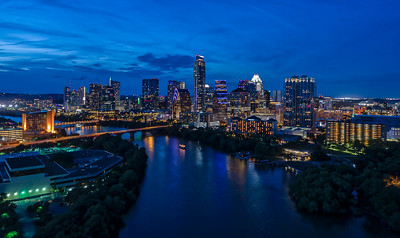 Downtown Austin Skyline 23