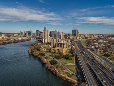 Downtown Austin Skyline 7