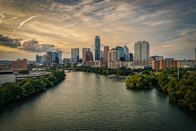 Downtown Austin Skyline 12