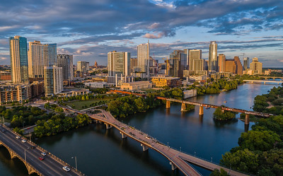 Downtown Austin Skyline 39