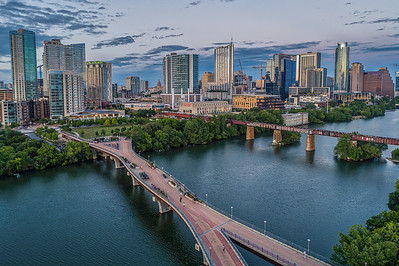 Downtown Austin Skyline 25
