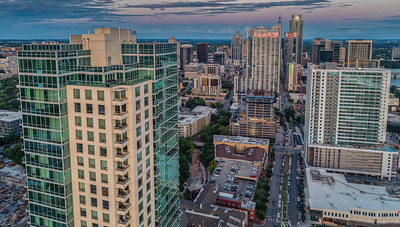 Downtown Austin Skyline 30