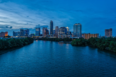 Downtown Austin Skyline 19