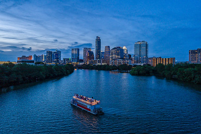 Downtown Austin Skyline 21