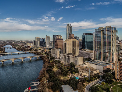 Downtown Austin Skyline 3