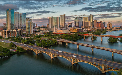Downtown Austin Skyline 37
