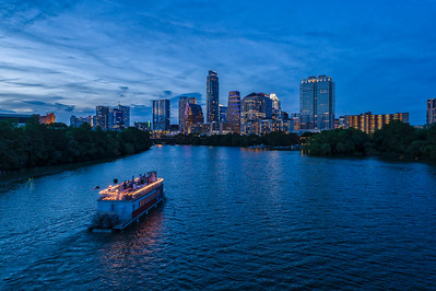 Downtown Austin Skyline 20