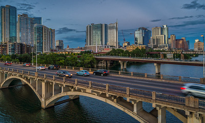 Downtown Austin Skyline 24