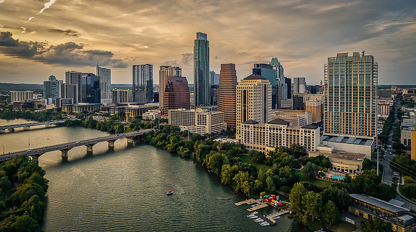 Downtown Austin Skyline 11