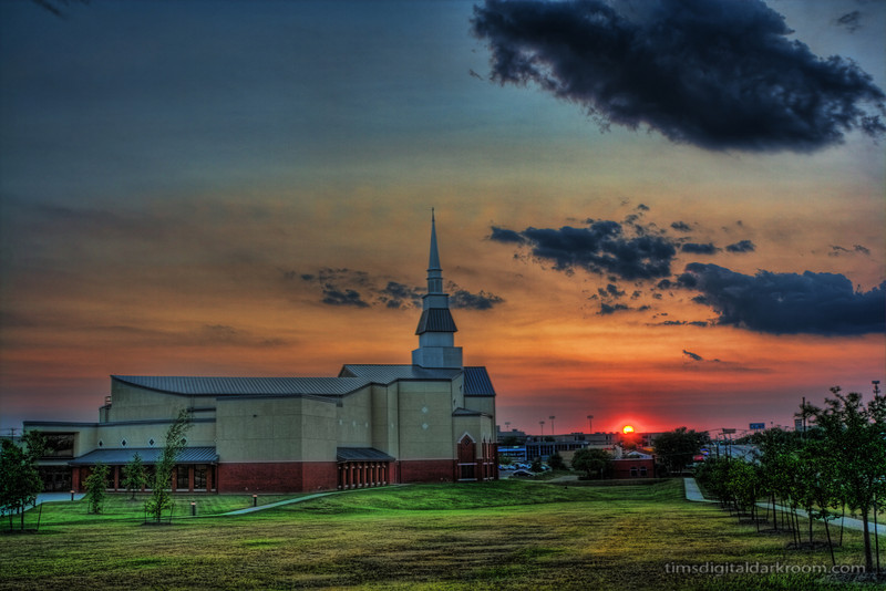 HDR First Baptist Church Pflugerville
