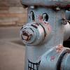 Happy Fire Hydrant