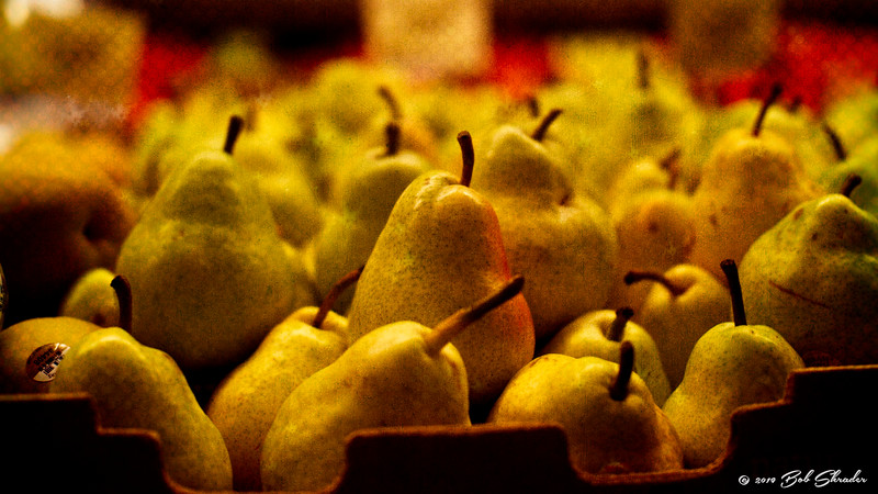 A Passel of Pears