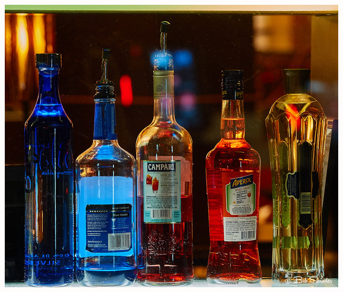 Spirits in Color