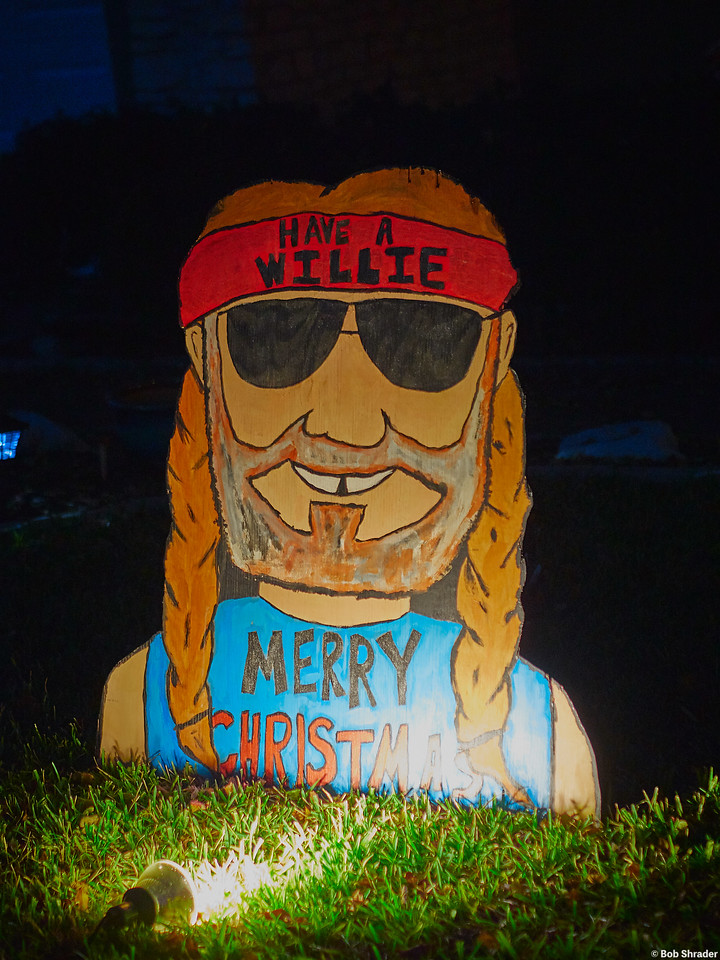 Have a Willie Merry Christmas
