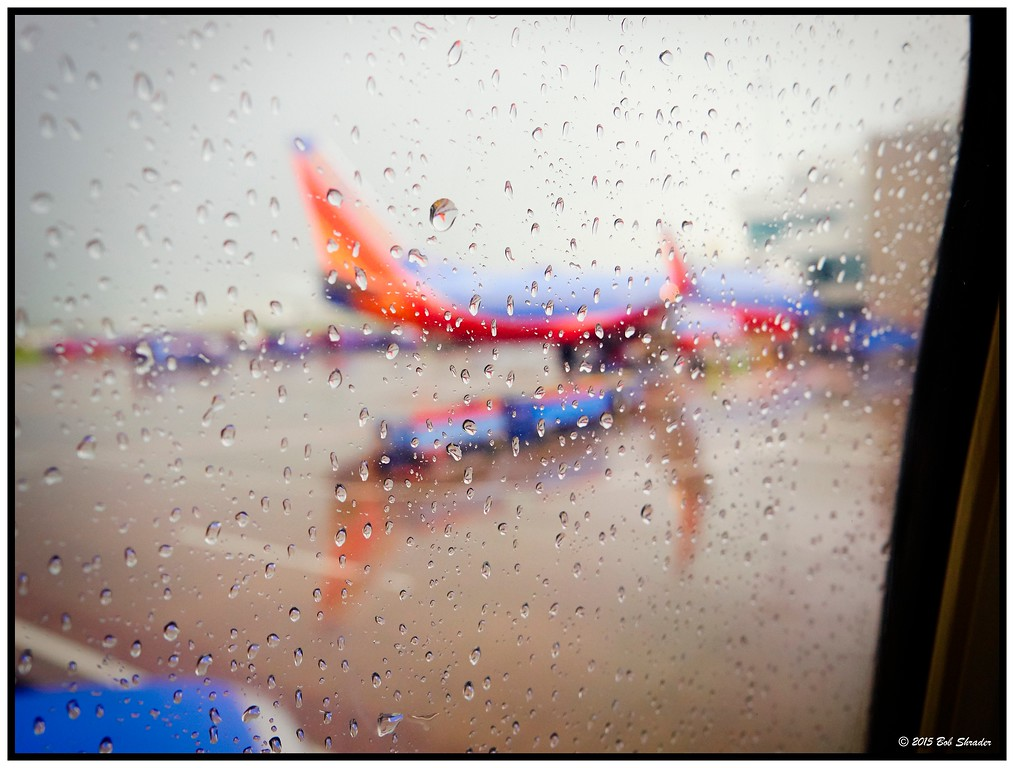 Rainy Day Departure