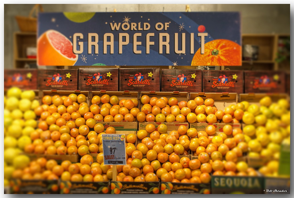 A World of Grapefruit