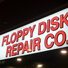 Because who wants a broken floppy?