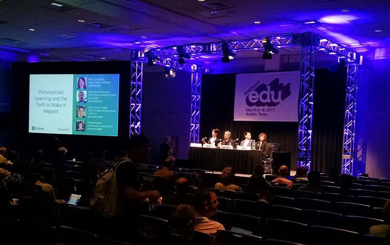 Personalized learning a common theme at SXSWedu
