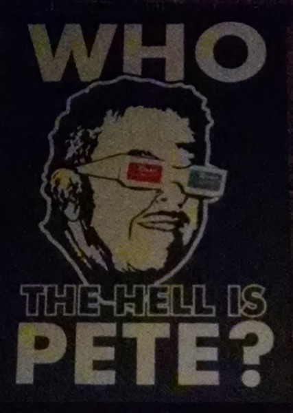 Who the hell is Pete?