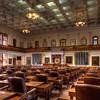 Texas State House of Representatives Chamber