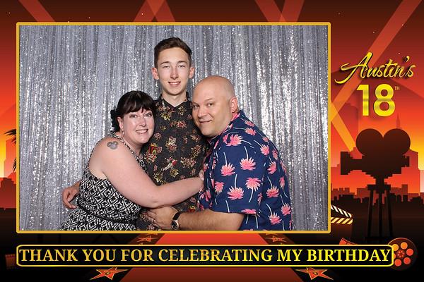 Austin's 18th Birthday