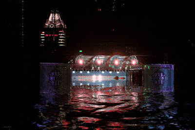 Flooded Austin Stage
