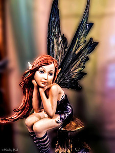 "A Fairy once said, ""Spread your wings and let the fairy in you fly!"""