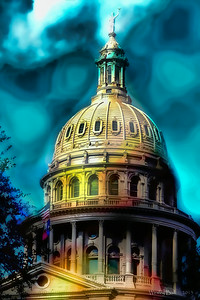 Austin State Capitol Building