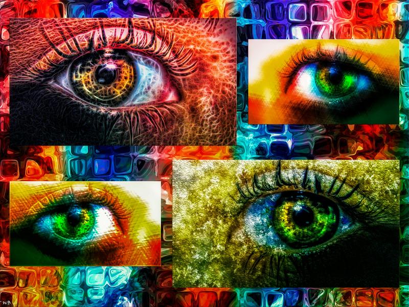 Enigmatic Eyes