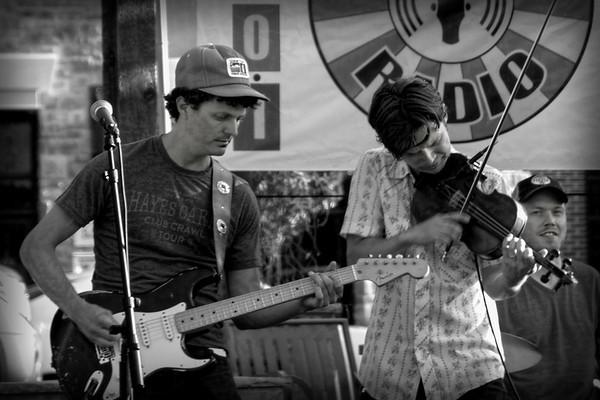Warren Hood Band