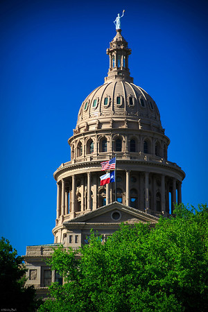 Austin State Capitol Building
