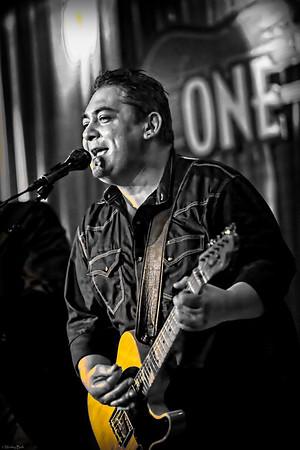 Jorge Castillo- Guitar and vocals