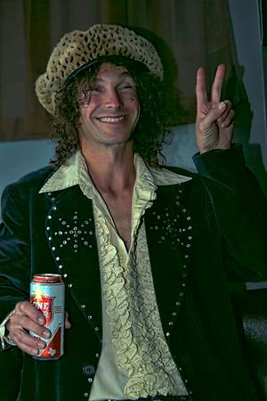 My new hippie musician friend!