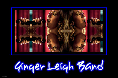 Ginger Leigh Band.  May 17, 2013  Website: https://www.facebook.com/gingerleighband