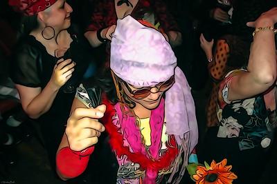 Dancing Hippie