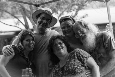 June 9, 2013 Loving the crew! Deann, W.M David, Jessica, Bruce and Eileen.