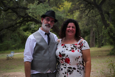 Scooter Pearce and Reba Mazac Wedding 2018