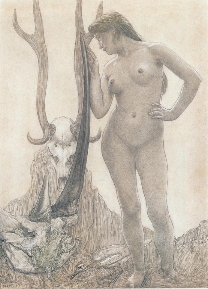 Tzula [The Huntress]