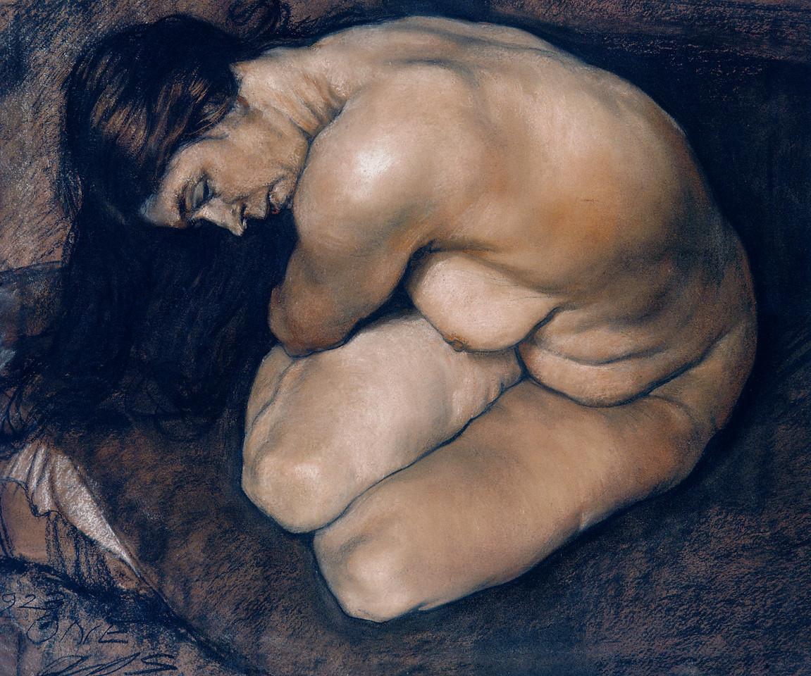 Nude Study 1923