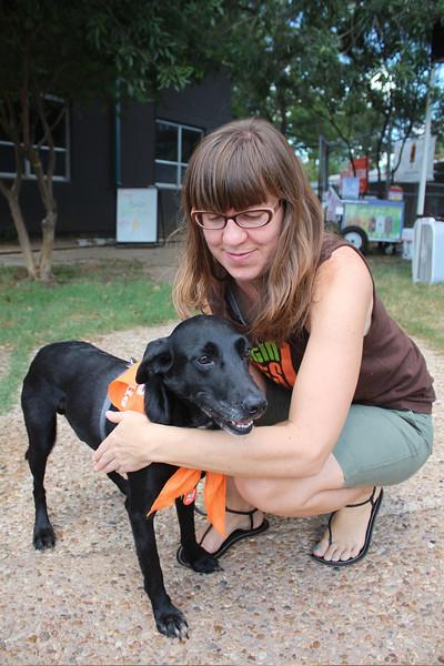 Scooby - 8/26/13 - Karen Hardwick
