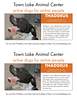 Print this half page flyer out to help Thaddeus find a new home.