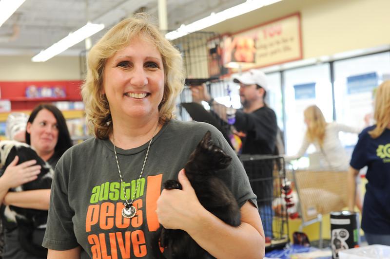 Dark side event Volunteer - 3/24/2012 - Kelly Hawkins