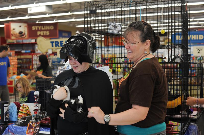 Dark side event - 3/24/2012 - Kelly Hawkins