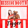 Tigger Kissing Booth - 3/29/17 - Mike Ryan