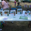 Adopt a Running Buddy prepared flyers for all our dogs.