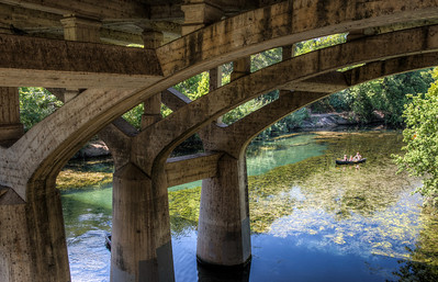 barton-creek-bridge-canoe-1