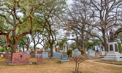 texas-state-cemetery-monuments-2