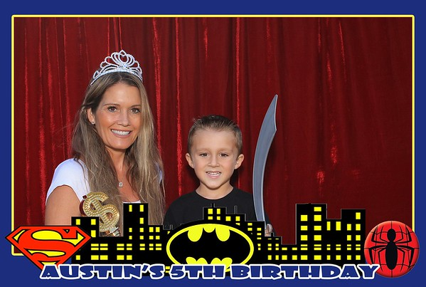 Austin's 5th Birthday - 08.27.16