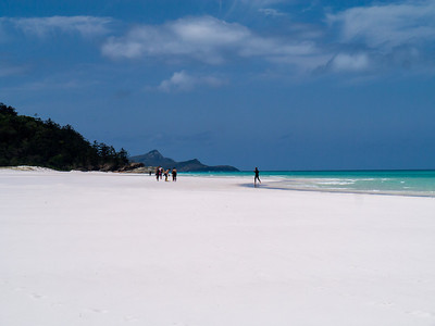North of Whitehaven Beach