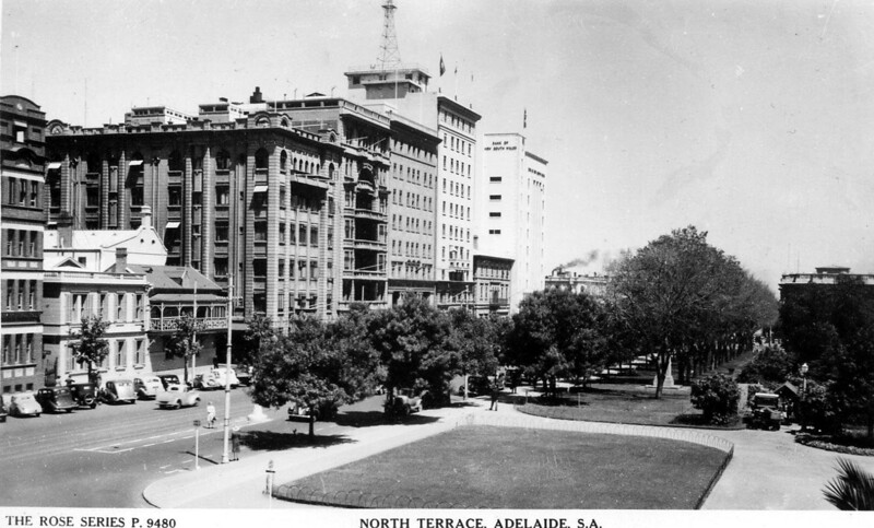 North Terrace